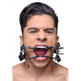 Ratchet Style Jennings Mouth Gag with Strap