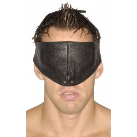 Strict Leather M/L Upper Face Mask