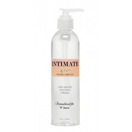 Intimate Natural 8oz Lubricant for Women