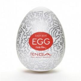 Keith Haring Party Tenga Egg
