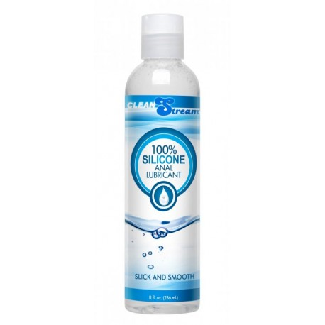 CleanStream 100 Percent Silicone Anal Lubricant