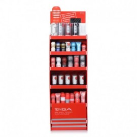 Tenga Cup Store Display with Product