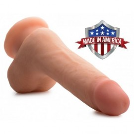 Tyler SkinTech Realistic 7 Inch Dildo
