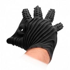 Fist It Textured Masturbation Glove