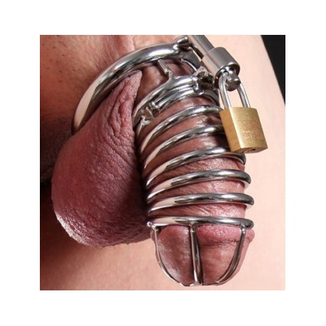 The Jail House Chastity Device