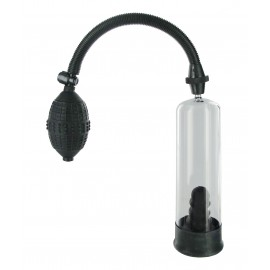 Deluxe Penis Pump with Suction Sleeve