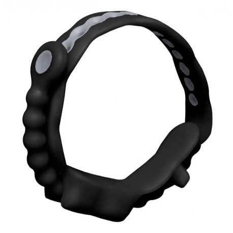 Speed Shift Black Cock Ring