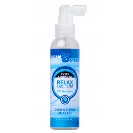 Relax Extra Strength 4.4 oz Anal Lube