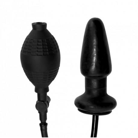 Expand Inflatable Anal Plug