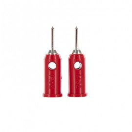 Folsom and Erostek Banana to Pins Adapters - 1 Pair
