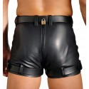 Strict Leather 31 inch waist Chastity Shorts