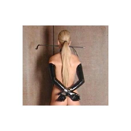 Medium Shoulder Length Latex Gloves