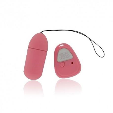 Waterproof Remote Control Pink Bullet