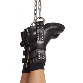 Boot Suspension Restraints