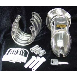 CB-6000S Male Chastity Device
