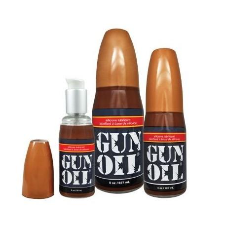 Gun Oil Silicone Lube - 2oz