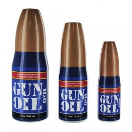 Gun Oil Water Based Lube - 2oz