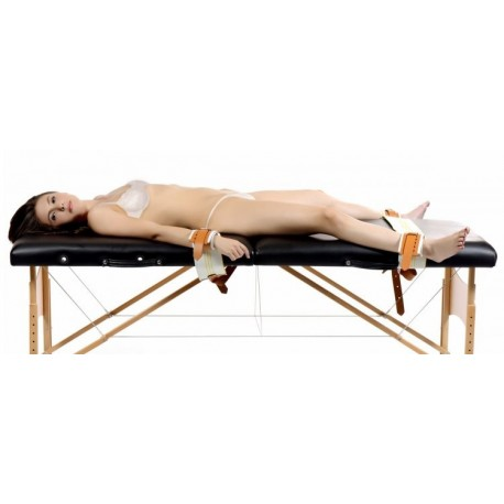 Hospital Style Wrists and Ankles Restraint Set