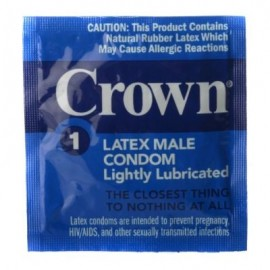 24 pack Crown Condoms