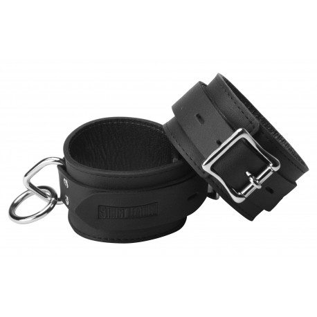 Strict Leather Standard Locking Wrist Cuffs