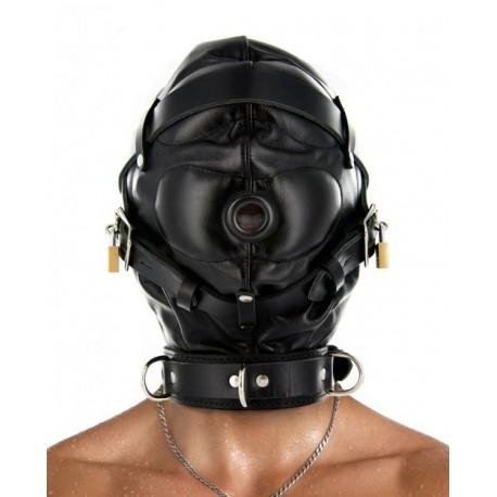 Strict Leather ML Sensory Deprivation Hood