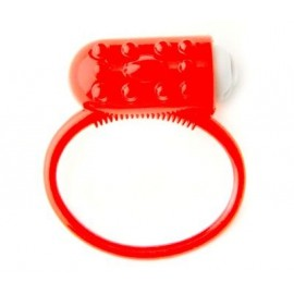 Trinity Red Wireless Cock Ring