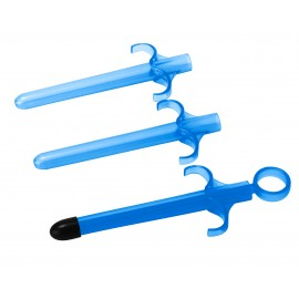 3 Pack Blue Lubricant Launchers
