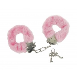 Pink Courtesan Handcuffs
