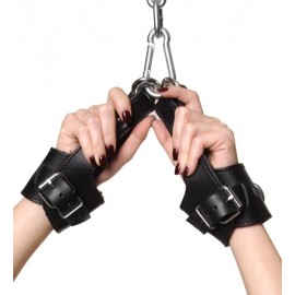 Strict Leather Fleece Lined Suspension Cuffs