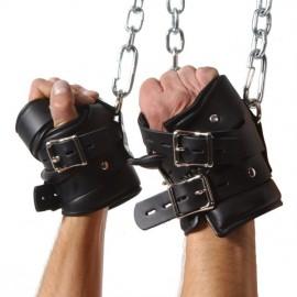 Strict Leather Premium Suspension Wrist Cuffs