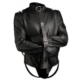 Strict Leather Premium Large Straightjacket