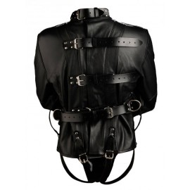Strict Leather Premium X-Large Straightjacket