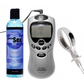 Electrosex Essentials 3 Piece Kit for Her