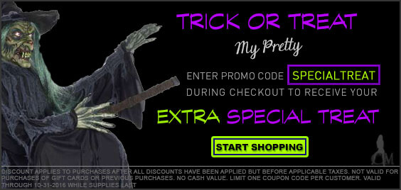 Get Your Free Extra Treat for Halloween