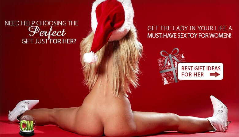 Discover Some of Our Top Selling and Most Popular Sex Toys for Women in Our Holiday Gift Ideas for Ladies.