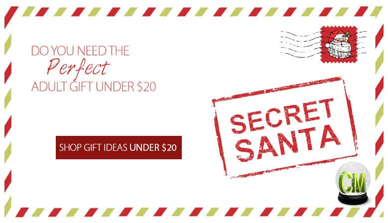 Do You Need the Perfect Adult Gift for Under $20. We Have One for You Shop Adult Gift Ideas Under $20.
