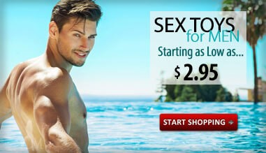 Sex Toys for Men Starting as Low as $2.95